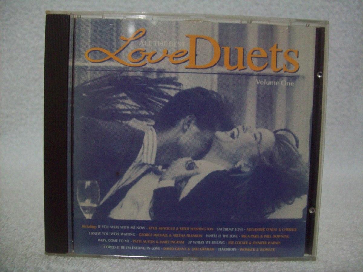 Cd All The Best Love Duets- Mica Paris, George Michael