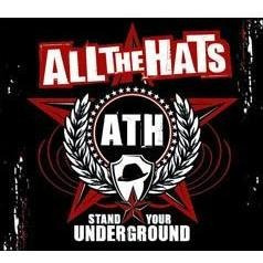 cd all the hats - stand your underground (2005)