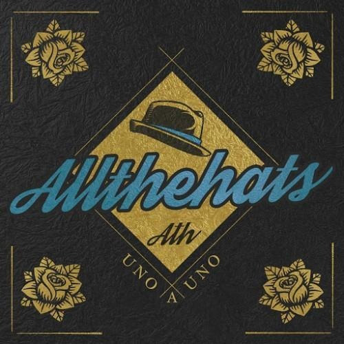 cd all the hats  uno a uno  (2016)