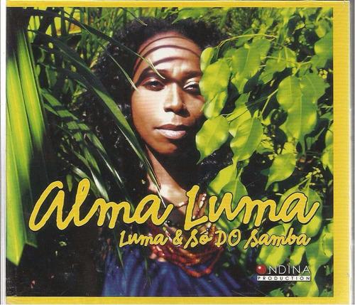 cd alma luma & só do samba 2006 bahia mpb