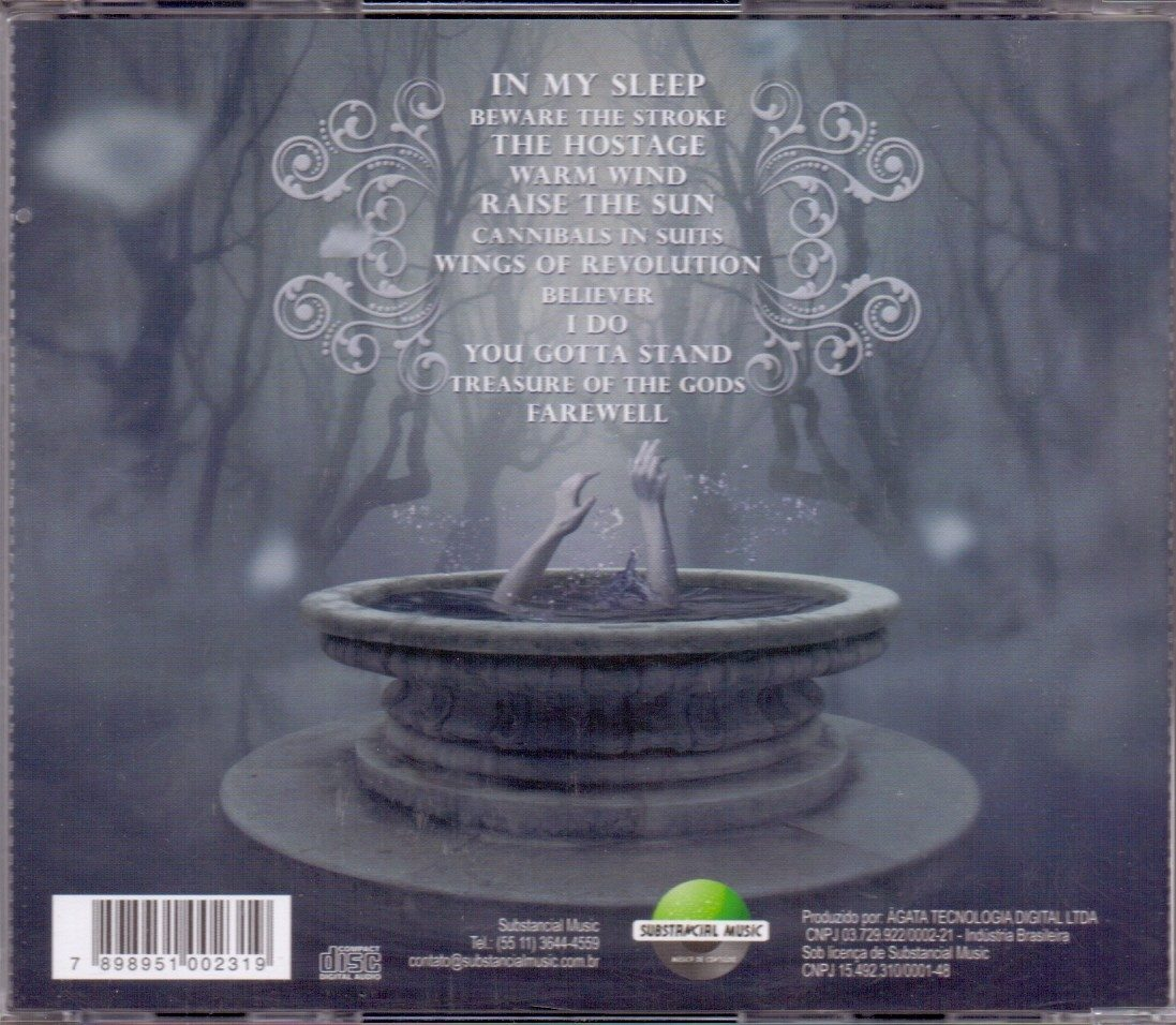 novo cd do almah unfold