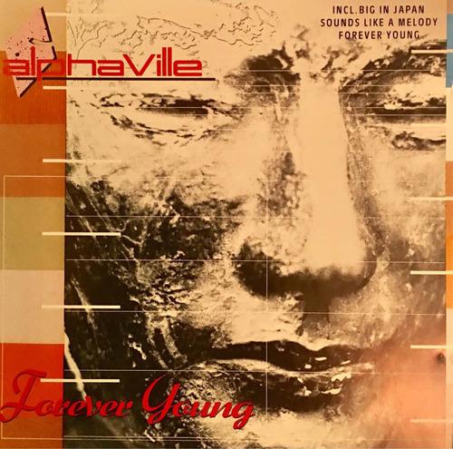 cd alphaville forever young importado de alemania