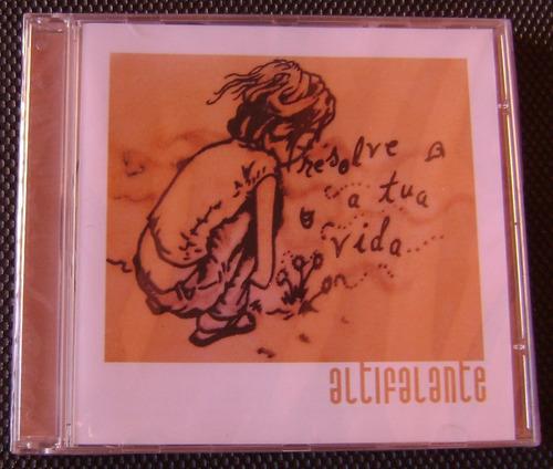 cd - altifalante (2007) lacrado!