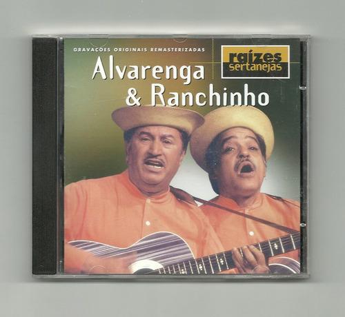 cd * alvarenga e ranchinho - raizes sertanejas
