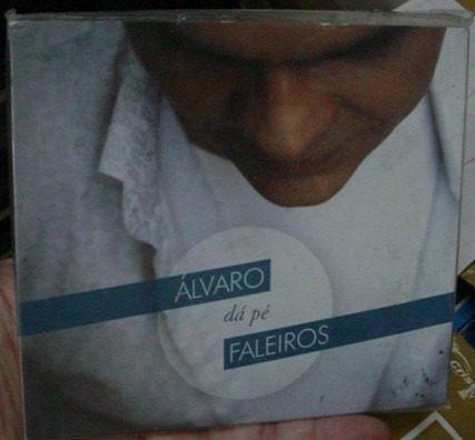 cd - alvaro faleiros - dá pé - novo e lacrado - b302