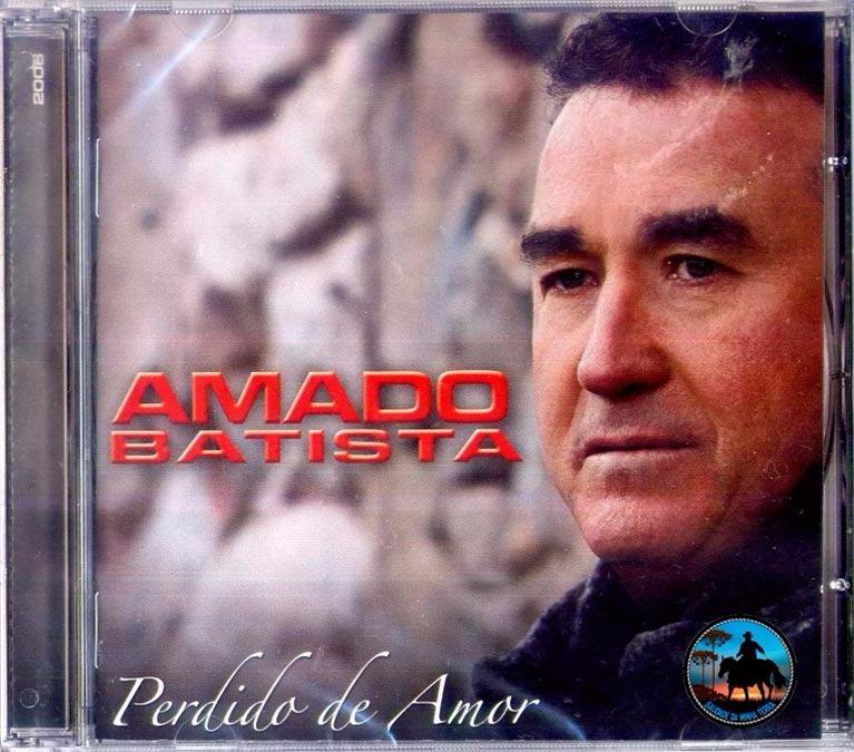 cd amado batista perdido de amor 2006