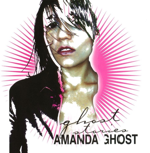 cd amanda ghost ghost stories - usa