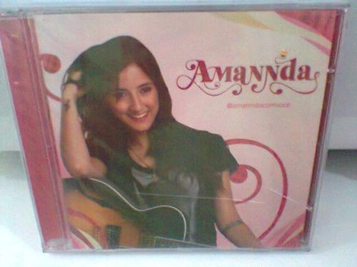 cd amannda /@amanda com voce -2010-  (frete grátis)