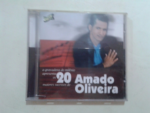 cd amaro oliveira 20 maiores sucessos