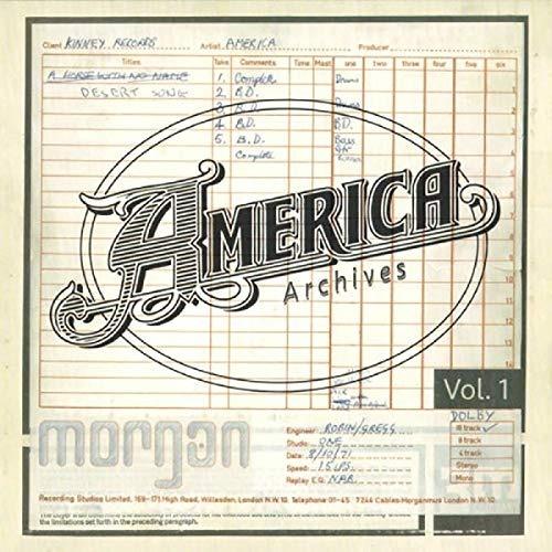 cd : america - archives vol 1 (cd)