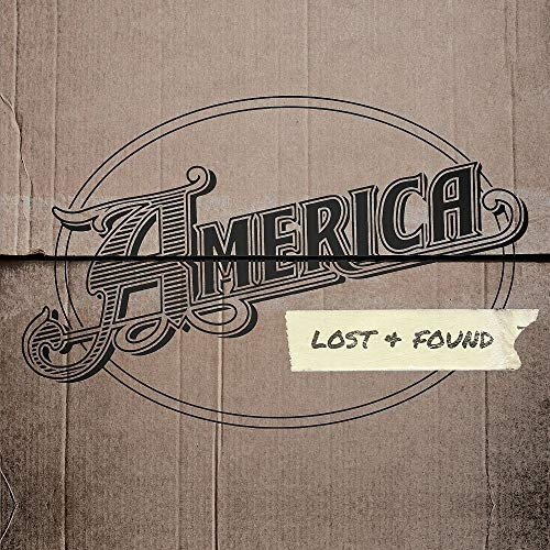 cd : america - lost and found
