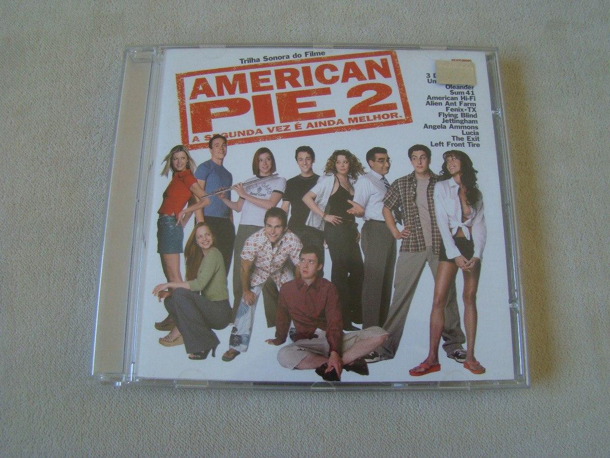 cd trilha sonora american pie 2