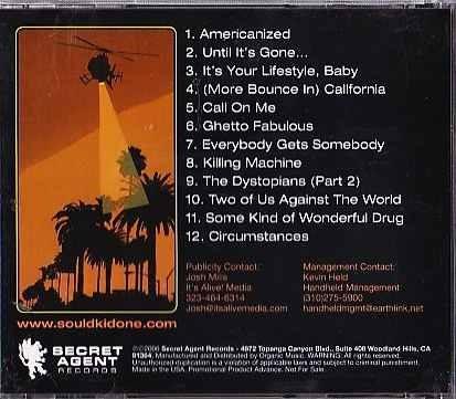 c.d - americanidez (soulkid#1) 2006