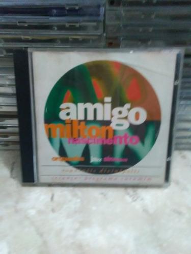 cd - amigo milton nascimento