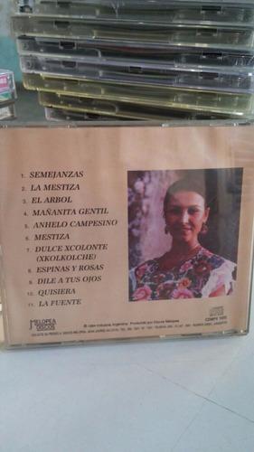 cd amparo ochoa - canta trova & algo más de yucatán mexico