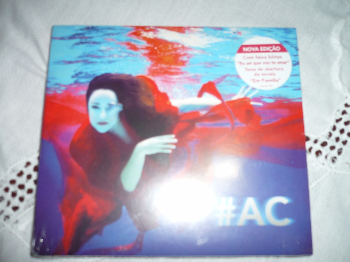 novo cd ana carolina #ac