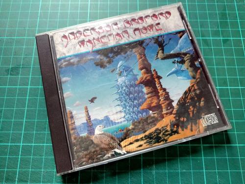 cd - anderson bruford wakeman howe - abwh (importado usa)