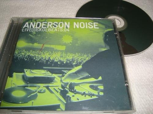 cd anderson noise  live kolbeats arte som