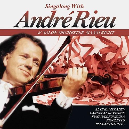 cd andré rieu - singalong with - original