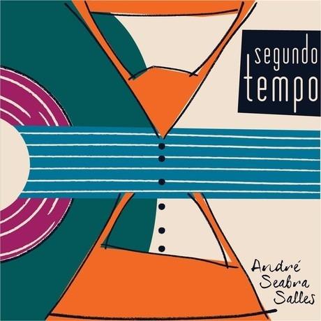 cd andre seabra salles segundo tempo (2016) lacrado
