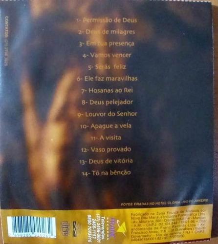 cd andréa fontes permissão de deus