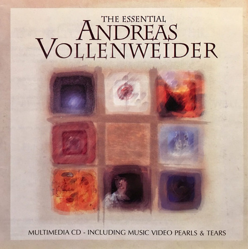 cd andreas vollenweider the essential