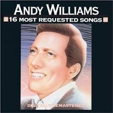 cd andy williams - 16 most requested songs (usado/otimo)