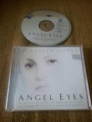 cd - angel eyes - jennifer lopez (frete 6.00r$)
