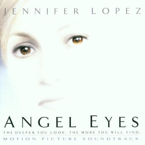 cd - angel eyes - jennifer lopez- trilha sonora filme - lacr