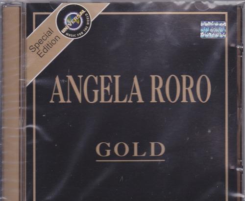 cd angela ro ro -  série gold