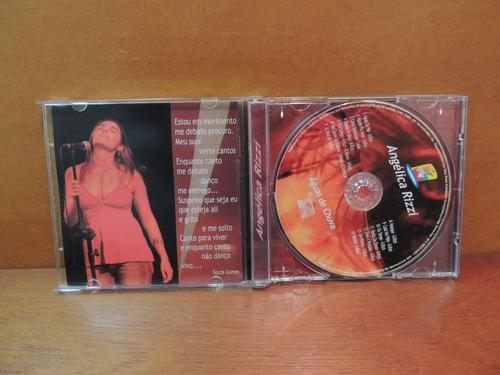 cd angélica rizzi águas de chuva