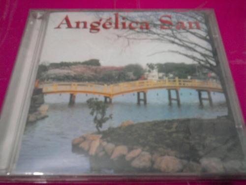 cd angélica san haru 1997 instrumental aki e haru estações