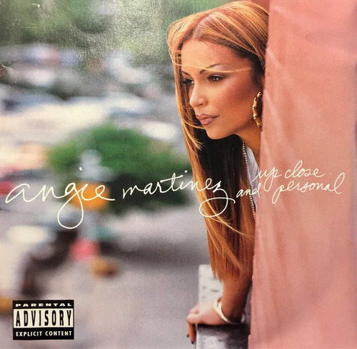 cd angie martinez up close and personal