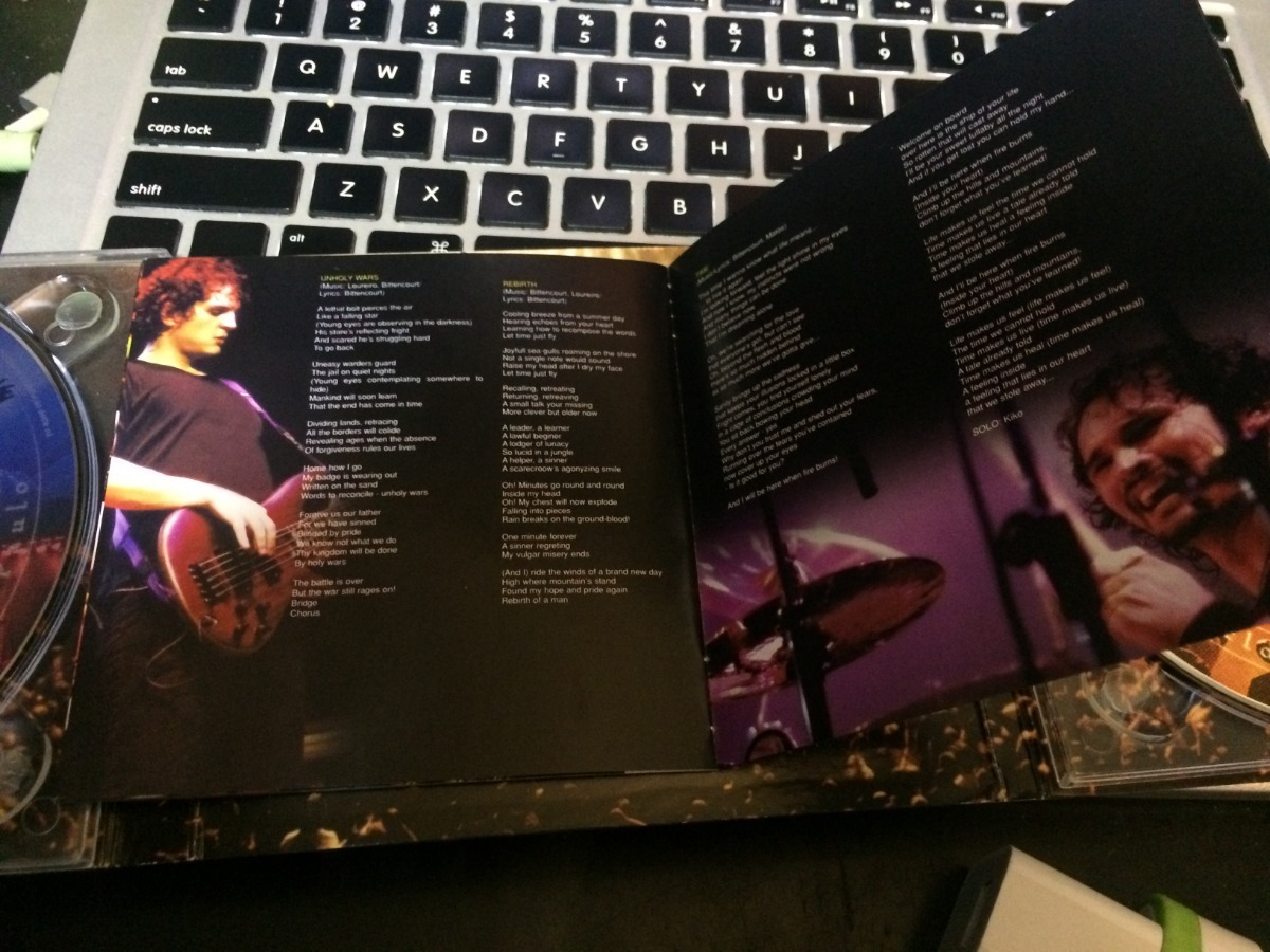 DO REBIRTH CD BAIXAR ANGRA