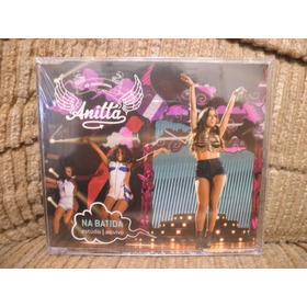 Cd Anitta Na Batida - 2 Faixas - Single Novo