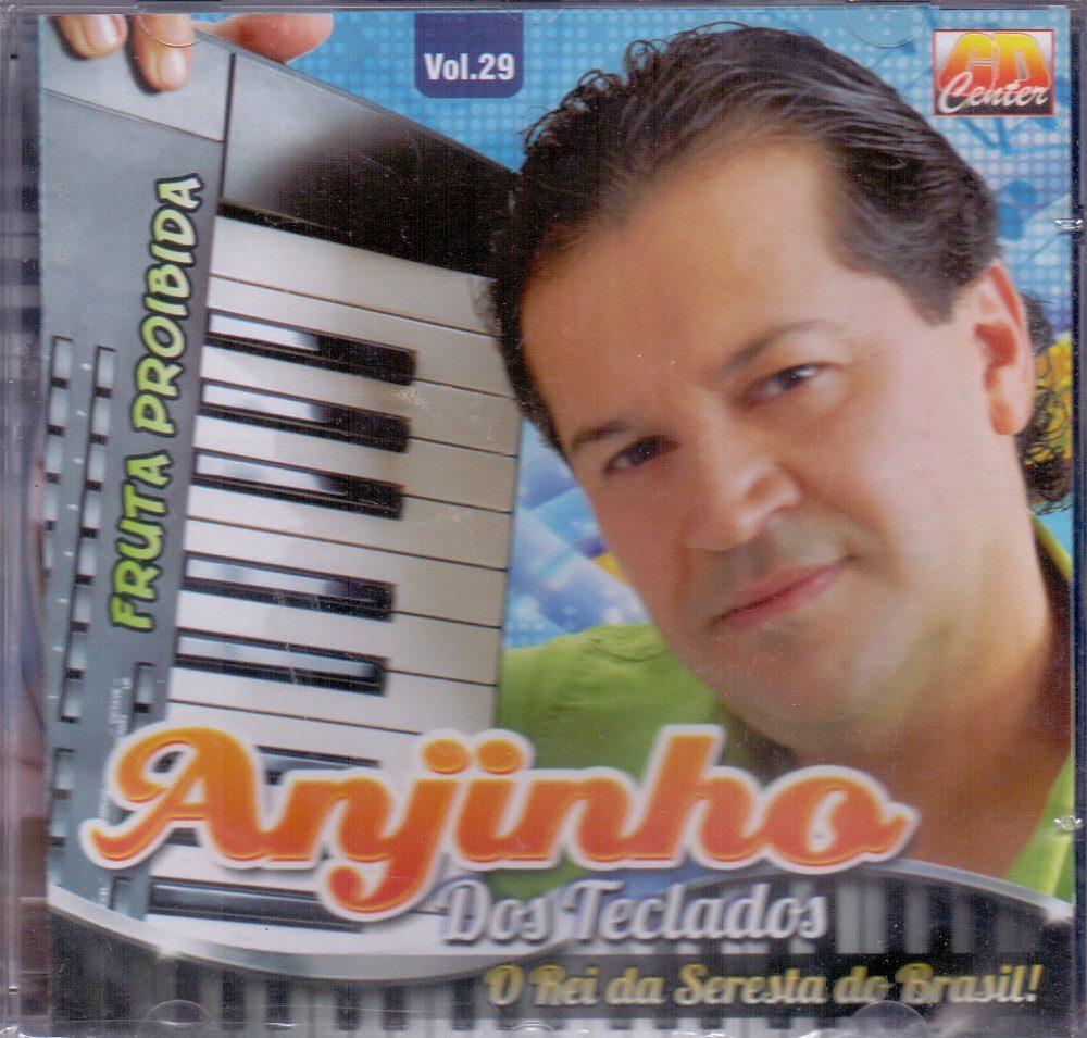 anjinho dos teclados