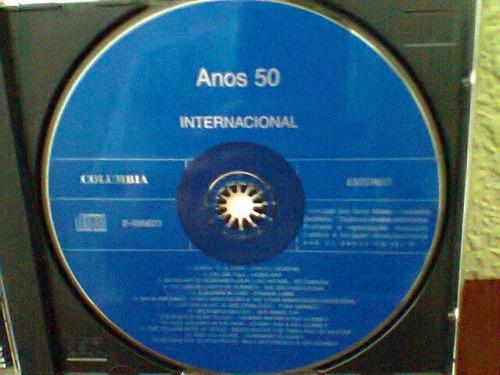 cd anos 50 / internacional     (frete grátis)