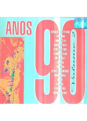cd anos 90 volume 2