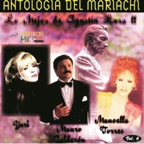 cd antologia del mariachi vol 6 - usa