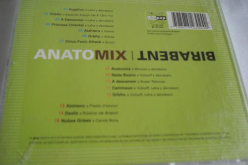 cd antonio birabent anatomix argentino