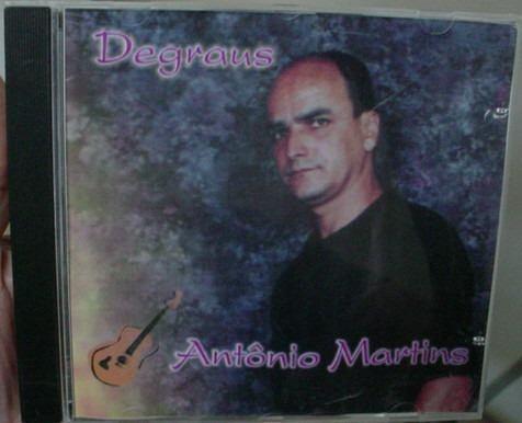 cd antonio martins / degraus - b273