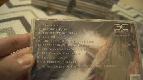 cd anubis gate - a perfect forever (lacrado)