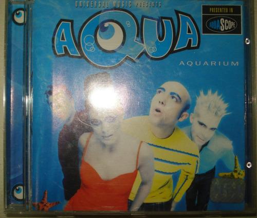 cd- aqua- aquarium