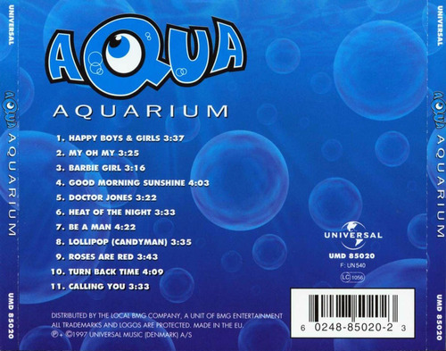 cd aqua - aquarium