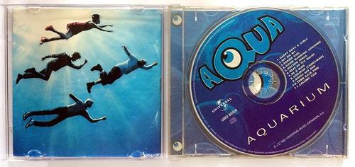 cd aqua - aquarium