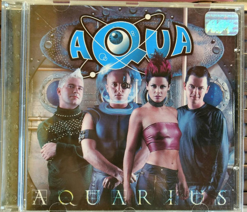 cd aqua aquarius