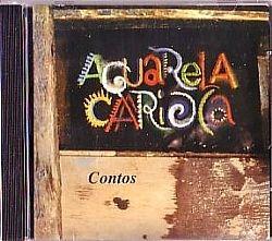 cd aquarela carioca - contos (usado/otimo)