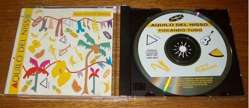 cd aquilo del nisso - tocando tudo (p) 1992.