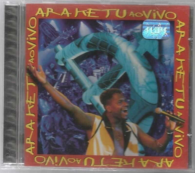 cd araketu ao vivo 1998