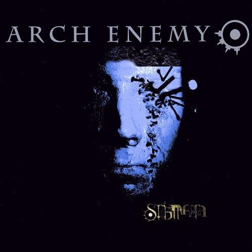 cd arch enemy stigmata c/ 7 bônus - novo!!